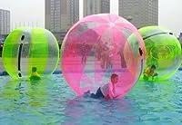 直径 2m 巨大 ウォーター ボール 【 グリーン 】 水上 歩行 昼寝 リラックス レース イベント アクアボール