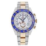 ロレックス ヨットマスターII 自動巻き 男性用腕時計 116681 (認定中古品)