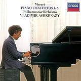 モーツァルト:ピアノ協奏曲 第1-6番