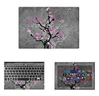 Decalrus - Protective Decal Skin skins Sticker for Toshiba Satellite Click 10 LX0W (10.1 Screen) case cover wrap TOsatallitLX0W-34