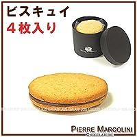Pierre Marcolini ピエールマルコリーニ ビスキュイ 4枚入り チョコレート 洋菓子 洋菓子 スイーツ お菓子