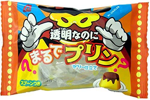 桃太郎製菓 透明なのに まるでプリン 60g×20個
