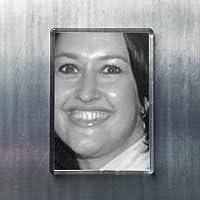 ANGELA LONSDALE - オリジナルアート冷蔵庫マグネット #js003