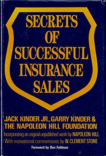 Download Secrets of Successful Insurance Sales: How to Master the