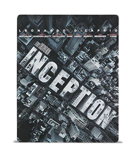 インセプション ブルーレイ スチールブック仕様(数量限定生産/2枚組) [Blu-ray]