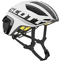 SCOTT(スコット) ヘルメット 自転車用ヘルメット Cadence PLUS  ホワイト、ブラック