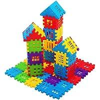 MICHLEY おもちゃ ブロック知育玩具 100片