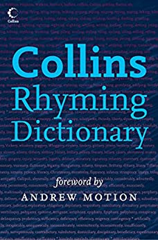 Collins Rhyming Dictionary by [Fergusson, Rosalind]