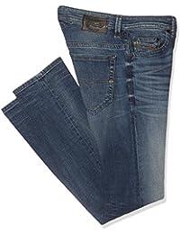 Diesel PANTS メンズ US サイズ: 36 カラー: ブルー
