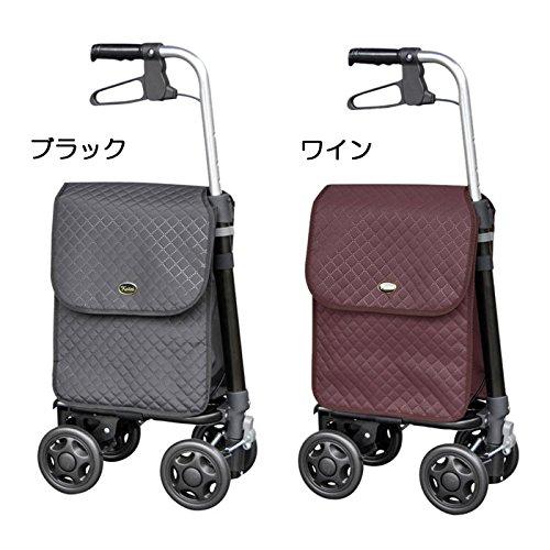 ショッピングカート 手押し車 キャリーカート 軽量 須恵廣 ...