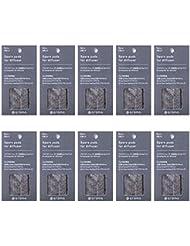 アットアロマ 取替えオイルパッド 5枚入 (10個セット) (ドライブタイム/USBアロマタイム用)