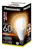パナソニック LED電球 EVERLEDS 一般電球タイプ 全方向タイプ 10.0W  (電球色相当) E26口金 電球60W形相当 810 lm LDA10LGZ60W