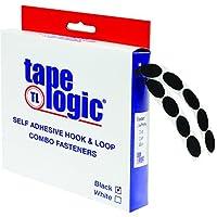 Tape Logic HLT182 Rubber Based Dot Roll Combo Pack 3/4 Diameter Black [並行輸入品]