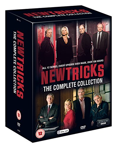 New Tricks Complete S1-12 [DVD] by Dennis Waterman