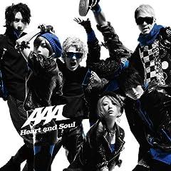 AAA「TWO ROADS」のジャケット画像