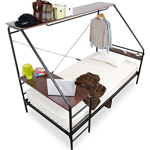 一人暮らし用ベッドのおすすめ人気比較ランキング10選【最新2020年版】のサムネイル画像