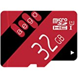 AEGO sd Card 32gb Nintendo Switch Memory Card Nintendo Switch sd Card Micro SDHC UHS-1 Class 10 SD Memory Card with Adapter-U