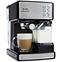 Sunbeam EM5000 Cafe Barista Milk Coffee Machine, Stainless Steel