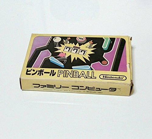 ピンボール PINBALL FC ファミリーコンピューター
