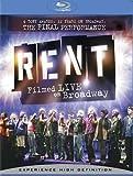 Rent Live On Broadway (Blu-Ray)