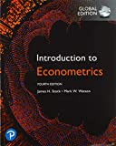 Cover of Introduction to Econometrics, Global Edition