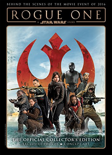 Rogue One: A Star Wars Story - The Official Souvenir Edition LIGHT SIDE COVERの詳細を見る