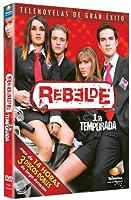 Rebelde: Primera Temporada [DVD]