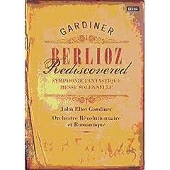 輸入盤 DVD ガーディナー指揮 ベルリオーズ:幻想交響曲&荘厳ミサの商品写真
