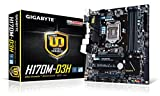 Best KINGSTONマザーボード - Gigabyte GA-H170M-D3H motherboard Review