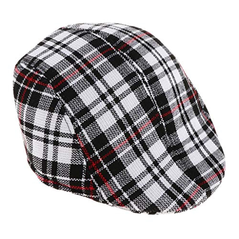 B Baosity ベビー小物 冬 フラット 帽子 キャップ ハンチング ハット ベレー帽  ハンチング帽 春 秋 冬 全2色