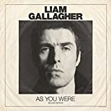 AS YOU WERE (DELUXE EDITION) [CD] - LIAM GALLAGHER