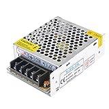uxcell 電源コンバータのスイッチング パワーサプライスイッチング LED照光用 S-50-24 DC24V 2A
