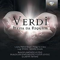 Verdi: Messa da Requiem by Ljiljana Molnar-Talajic (2015-10-12)