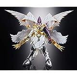 超進化魂 デジモンアドベンチャー 07 ホーリーエンジェモン 約165mm ABS&PVC&ダイキャスト製 塗装済み可動フィギュア
