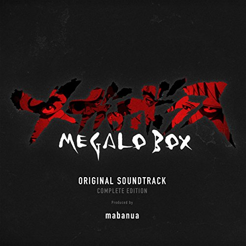 mabanua (マバヌア) – MEGALOBOX Original Soundtrack [2018.06.27]