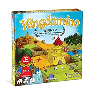 Kingdomino Tile Game, Pack of 1 (B01N3A4070) | Amazon Products