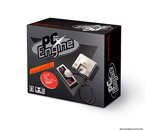 PCエンジンを小さく復刻し58タイトルを収録した「PCエンジン mini」発売開始