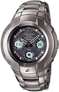 [カシオ]CASIO 腕時計 G-SHOCK ジーショック The G COMBINATION タフソーラー 電波時計 メタルモデル GW-1700DJ-1AJF メンズ