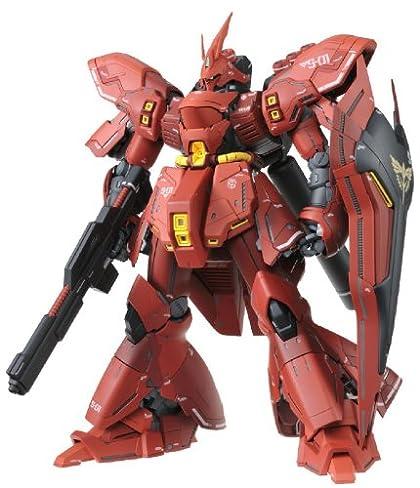 MG 機動戦士ガンダム 逆襲のシャア MSN-04 サザビーVer.Ka 【プレミアムデカール付属】 1/100スケール 色分け済みプラモデル