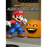 Annoying Orange - Annoying Super Mario