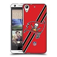 オフィシャル NFL ストライプ タンパベイ・ブキャナーズ ロゴ ハードバックケース HTC Desire 626