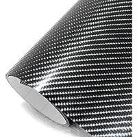 【IlMondoMall】 次世代の立体感 4D カーボンシート カーボンステッカー 汎用 152×100cm / 152×200cm / 152×300cm