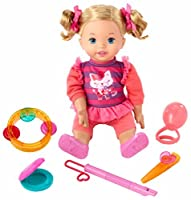 Little Mommy Let's Make Music Doll by Little Mommy