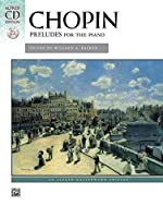 Preludes: A Practical Performing Edition, Book & CD (Alfred Masterwork CD Edition) by Unknown(2007-06-01)