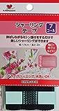 KAWAGUCHI シャーリングテープ エクセル 7コール 幅19mm 長さ2m巻 黒 11-449