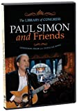 Paul Simon & Friends: Library of Congress Gershwin [DVD] [Import] 画像