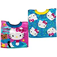 Hello Kitty Baby bibs- 2 Pieceパック