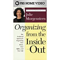 Organizing From the Inside Out With Julie [DVD] [Import]