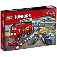 レゴ (LEGO) ジュニア ディズニー カーズ フロリダ 500 ファイナル・レース 10745