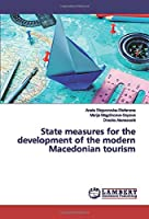State measures for the development of the modern Macedonian tourism